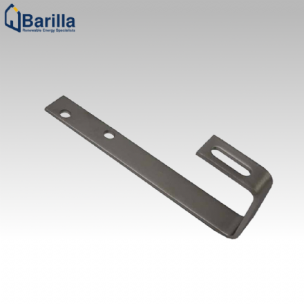 Slate Tile Bracket (incl. M8x20 Bolt & Serrated Nut)